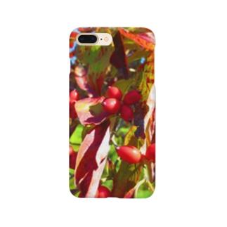 秋ですよ~! Smartphone cases