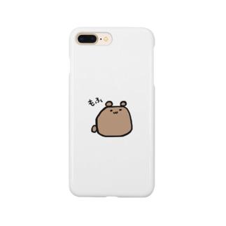 もふくま Smartphone cases