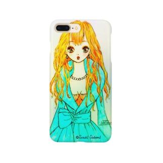 ドレスアップ Smartphone cases