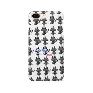 enzurilleのへそまがりト[GRAY] Smartphone cases