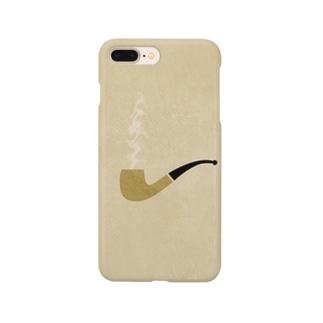ぱいぷ Smartphone cases