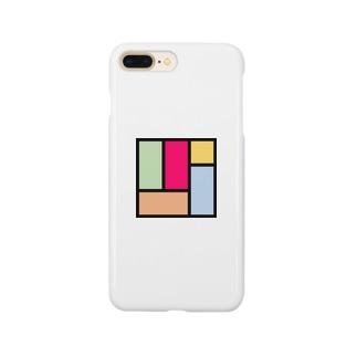 カラフル四畳半 Smartphone cases