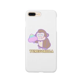 YumeGorilla(ゆめごりら)グッズ スマートフォンケース