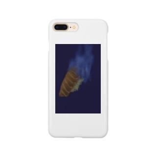 沈サーモン(皿なし) Smartphone cases