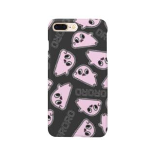 もしもしおろろだよ(ぐれー) Smartphone cases
