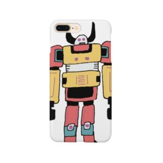 ロボタンZ Smartphone cases