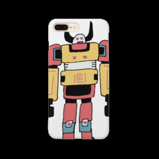 銀鈴堂のロボタンZ Smartphone cases