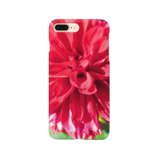 Dreamscapeの秋風ダリア Smartphone cases