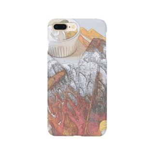 パンケーキ Smartphone cases