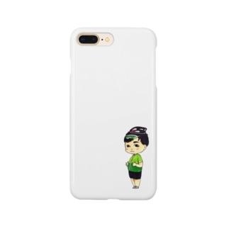 ゆるポタの伝道師マツムラ Smartphone cases