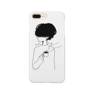 morning男子 Smartphone cases
