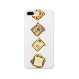 トーストベット Smartphone cases
