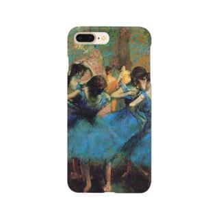 ドガ「青い踊り子たち」 Smartphone cases