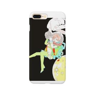 宇宙にて Smartphone cases