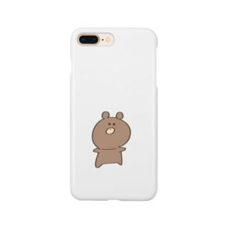くまこ本体 Smartphone cases