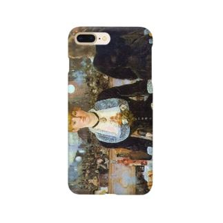マネ「フォリー・ベルジェール劇場のバー」 Smartphone cases