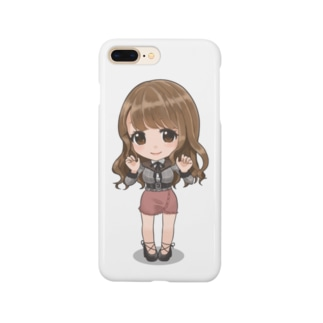 ぽんこつ商店公式グッズ  SDここなし Smartphone cases