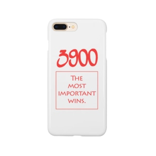 POINTS - 3900 Red Smartphone cases