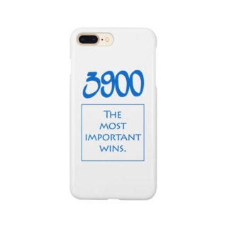POINTS - 3900 Blue Smartphone cases