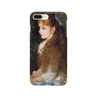 ルノアール「イレーヌ・カーン・ダンヴェール嬢」 Smartphone cases