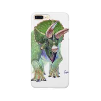 Triceratops Smartphone cases