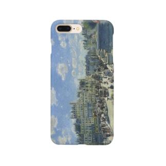 ルノアール「ポン・ヌフ、パリ」 Smartphone cases