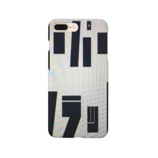 スーパーフラット Smartphone cases