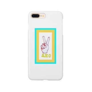 阿保 Smartphone cases