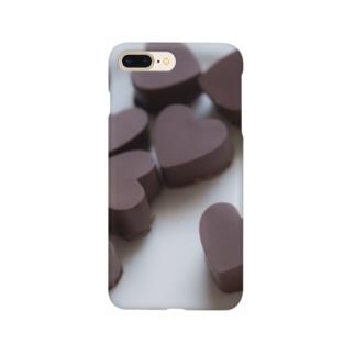 チョコレイト Smartphone cases