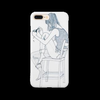 msw のplum Smartphone cases