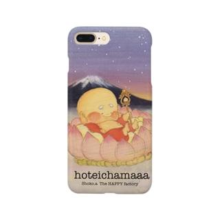 富士さんと布袋ちゃま Smartphone cases