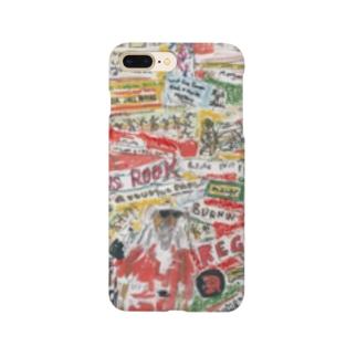レゲコラ Smartphone cases