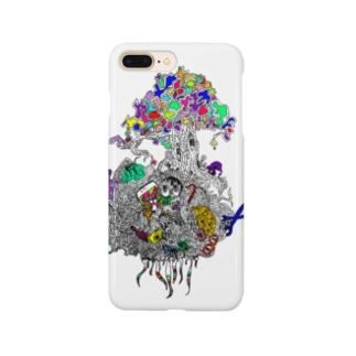 ユメモノガタリ Smartphone cases
