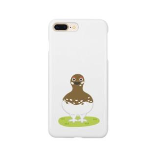 雷鳥さん Smartphone cases