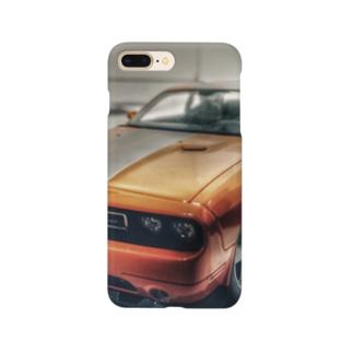 チャレンジャー Smartphone cases
