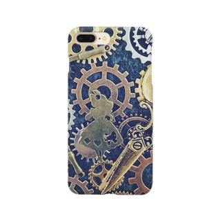 「メンヘラ」 Smartphone cases