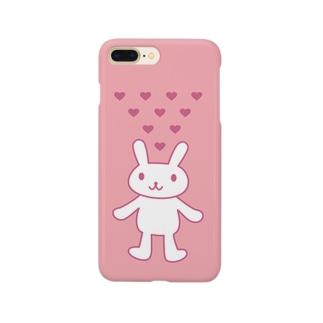 LOVELY♡RABBIT Smartphone cases
