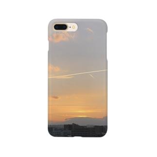 そらもよう Smartphone cases