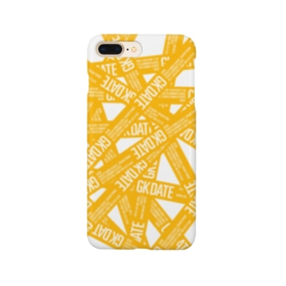GK DATE Smartphone cases