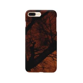 赤焼け Smartphone cases