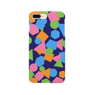 カタチ Smartphone cases