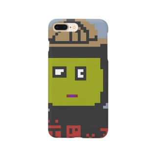 前田前田 Smartphone cases
