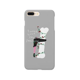 永遠に好きな人 Smartphone cases