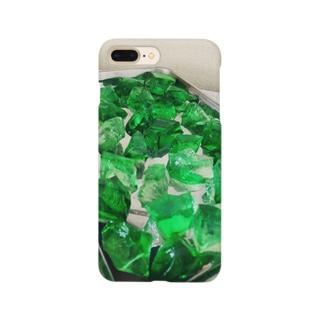 琥珀糖 Smartphone cases