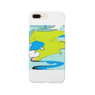 くも Smartphone cases
