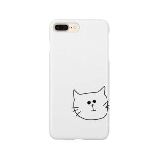 ねこみたいな子 Smartphone cases
