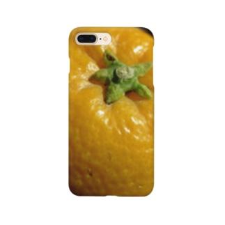 柑橘類のある光景 Smartphone cases