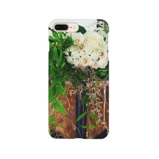 アレンジメント Smartphone cases