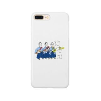 JAZZサムライ Smartphone cases