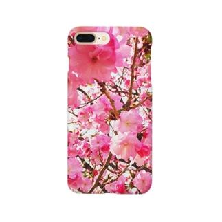 桜を待つ Smartphone cases